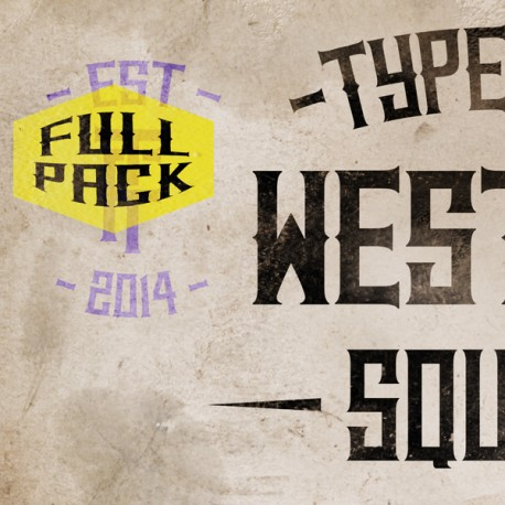 Western Square Full Pack