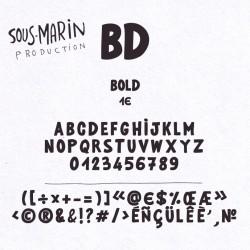 BD Bold